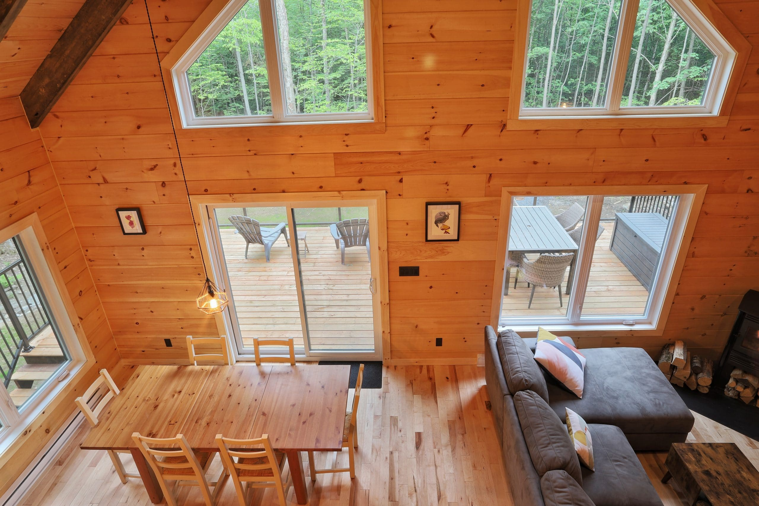 Photos of the chalet, number 6