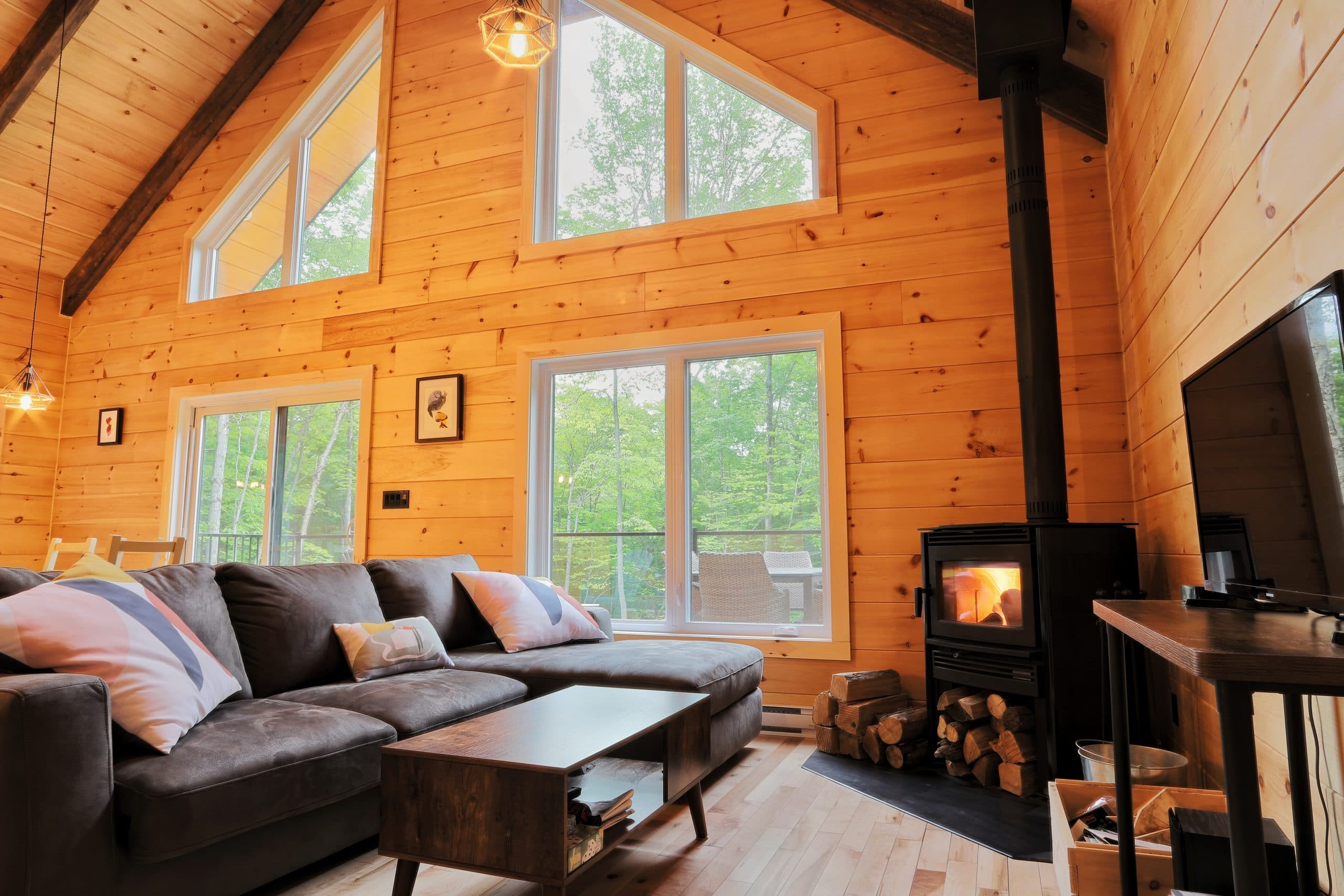 Photos of the chalet, number 7