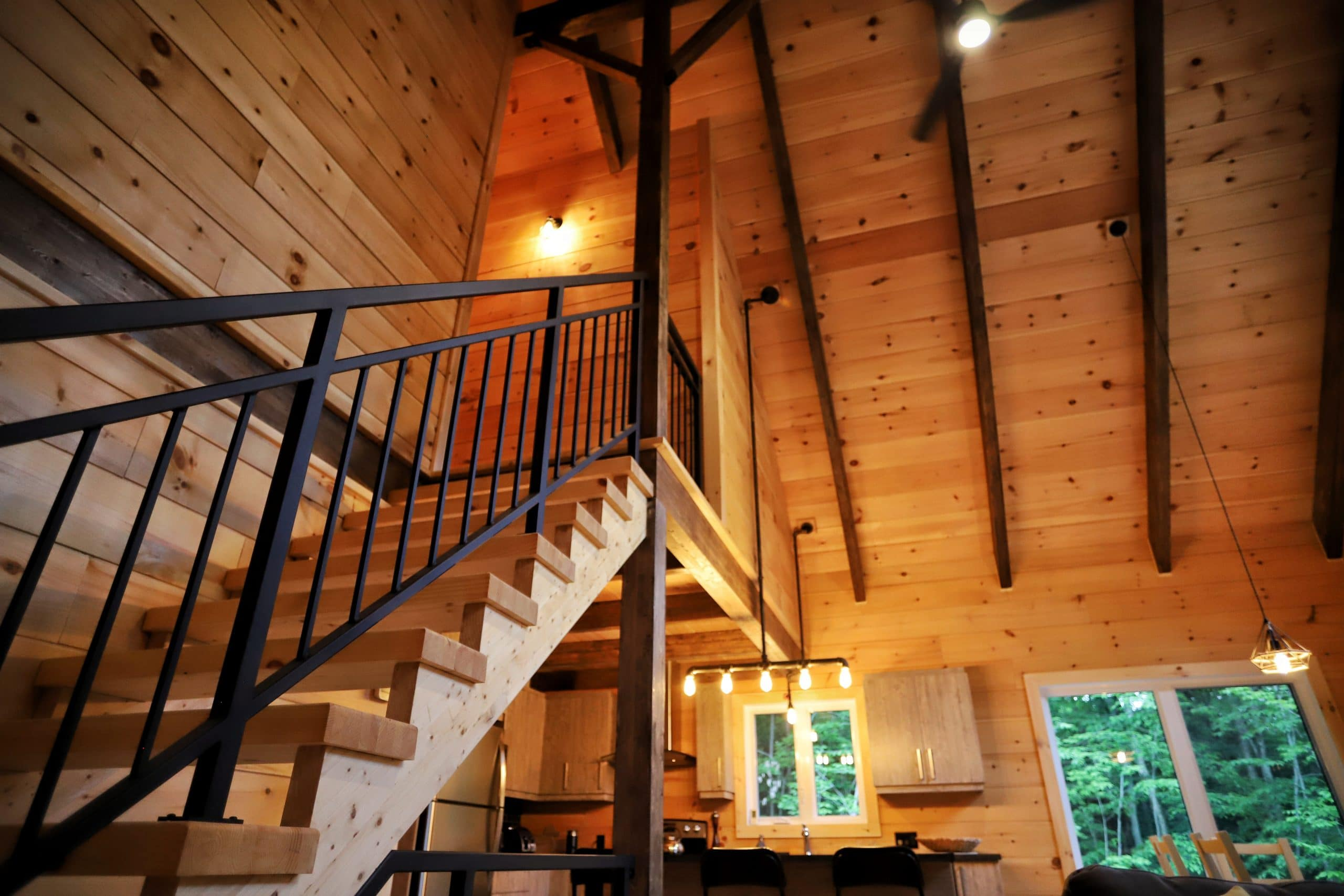 Photos of the chalet, number 28