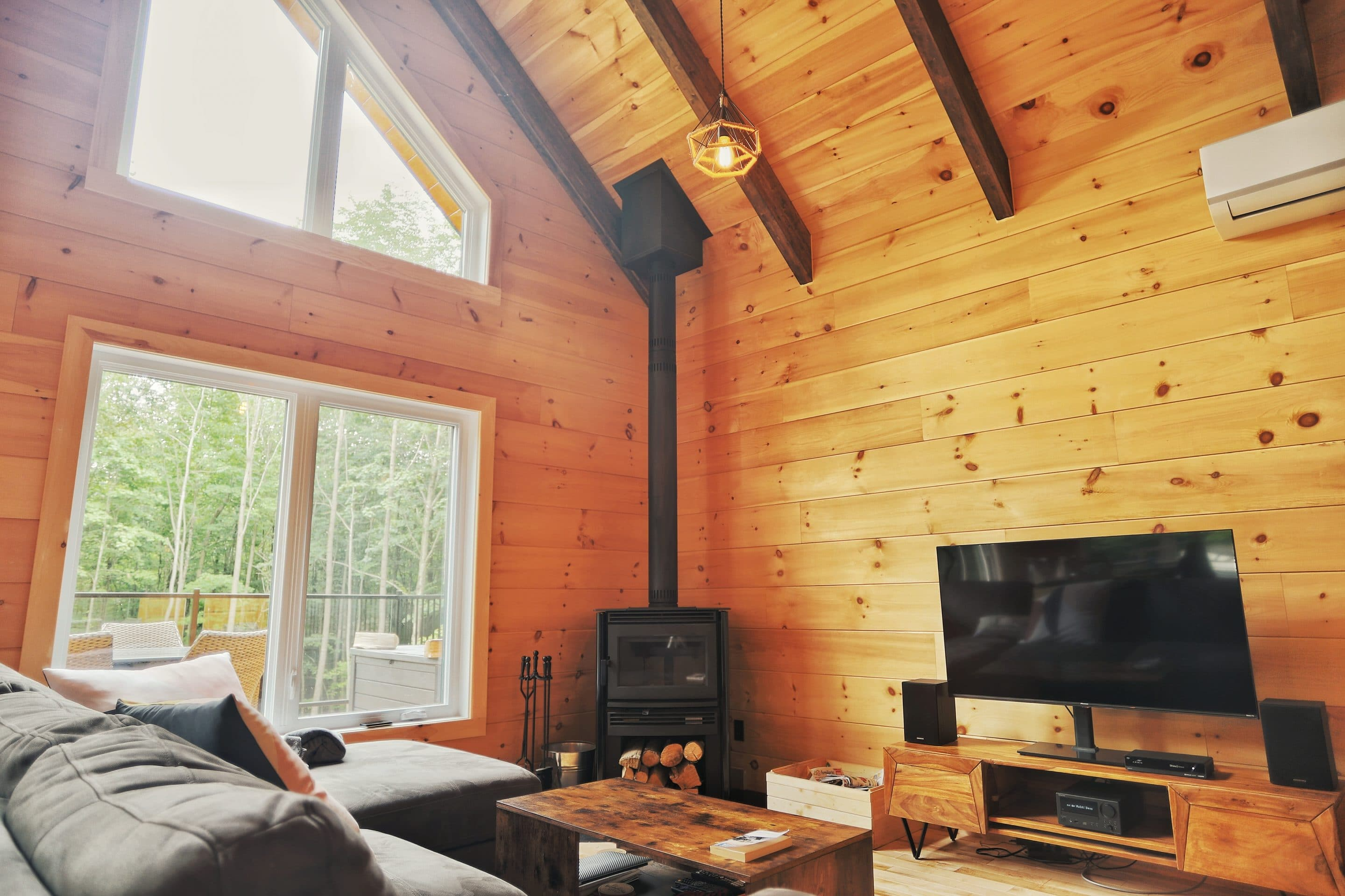 Photos of the chalet, number 8